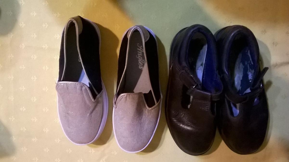 6ea6af99f50 zapato guillermina colegial nº 29 + panchas. Cargando zoom.