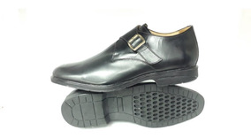 Zapato 47 Cuero Hombre Calzado Números Grandes Hebillas 48 hrdtsQ