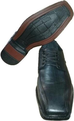 zapato hombre acordonado cuero !!!!!  somos fabricantes