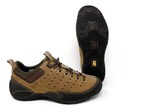 zapato hombre cat edge rope