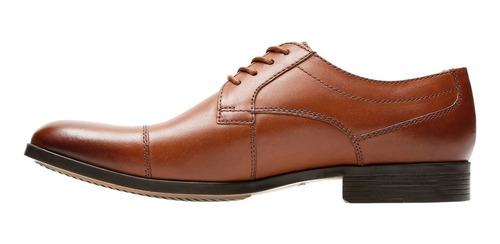 zapato hombre clarks cuero conwell 061.325350038
