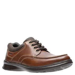 Edge 198044474 Hombre Zapato Cuero Clarks 061 Cotrell cAjR45q3L