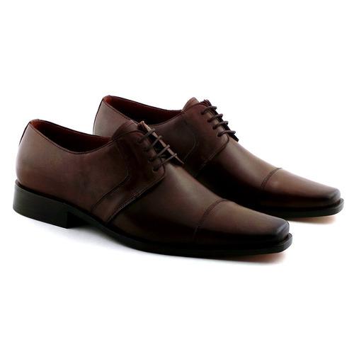 zapato hombre cuero briganti de vestir suela negro hcac00846
