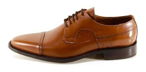zapato hombre cuero color suela diseño enzo by ghilardi