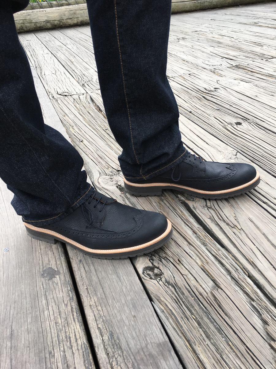 9f52537ae8 Zapato Hombre Elegante Sport Cuero Cerchio - $ 1.800,00 en Mercado Libre