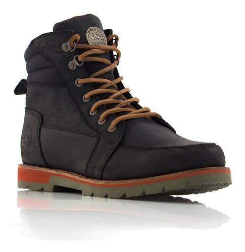 zapato hombre hey joe negro haka honu
