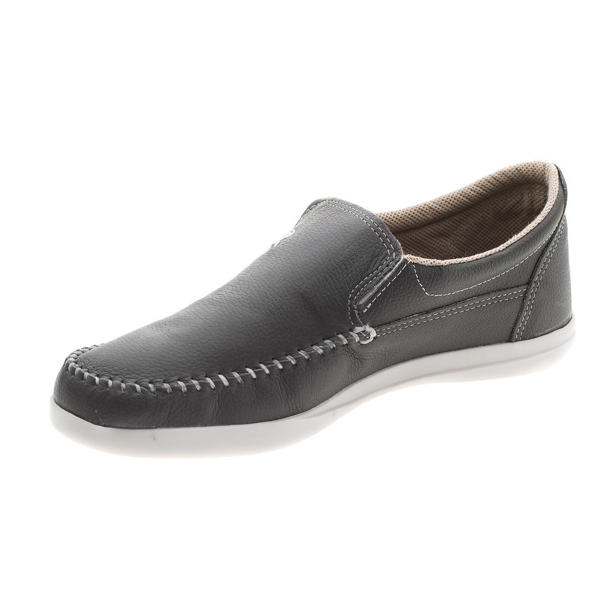 ... cuero gris (base blanca). Cargando zoom... zapato hombre mocasin náutico.  Cargando zoom. 4926c05cb29d