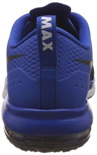 zapato hombre nike air max effort tr cross trainer 705353-40
