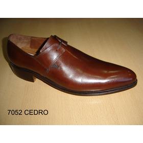 Zapato Hombre Vestir Cuero Careva 7052 Cedro (super Oferta)