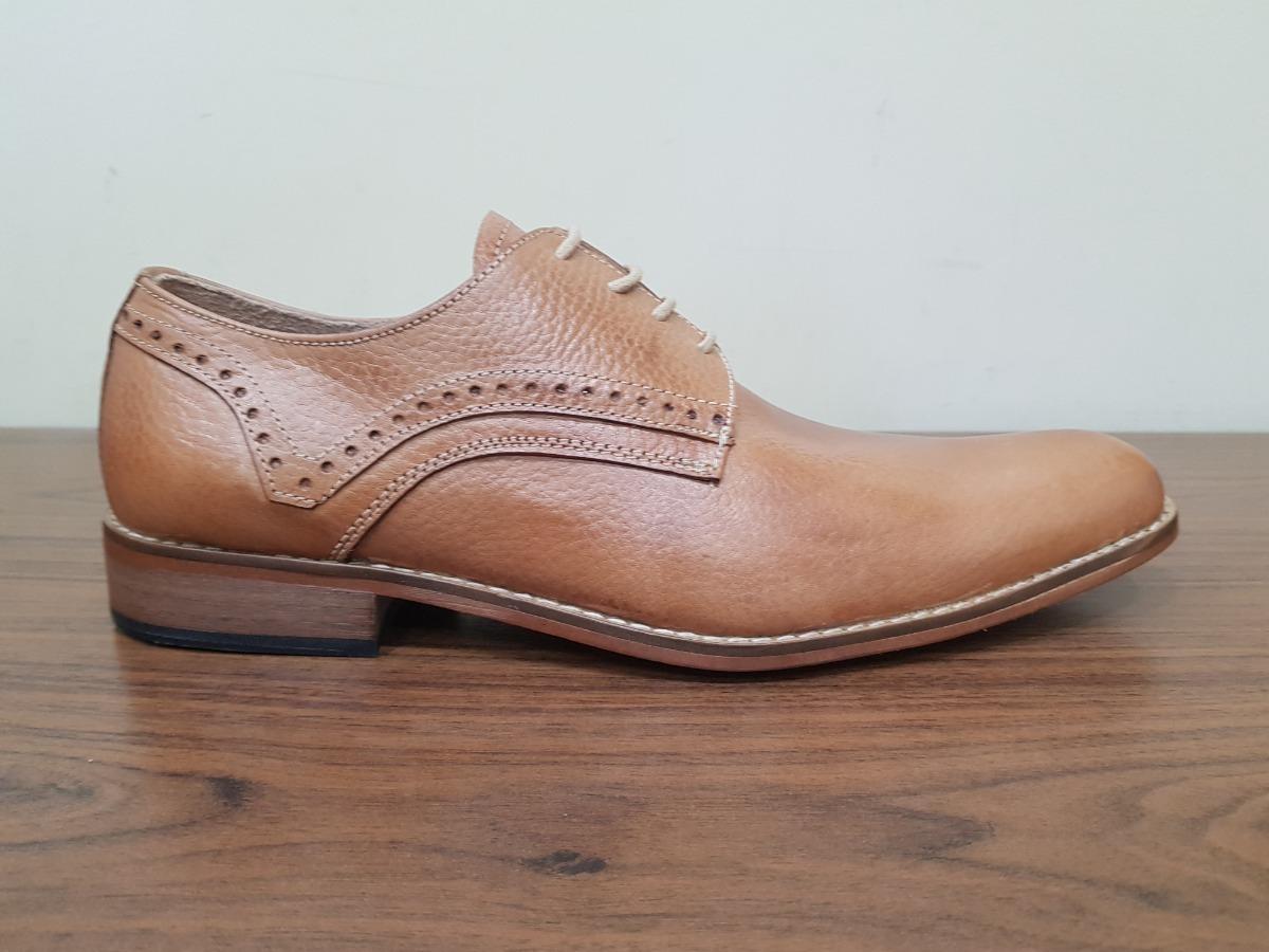 02101c5e4f3 zapato hombre vestir cuero careva 8179 suela (super oferta). Cargando zoom.