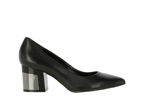 zapato hush puppies leather caring negro