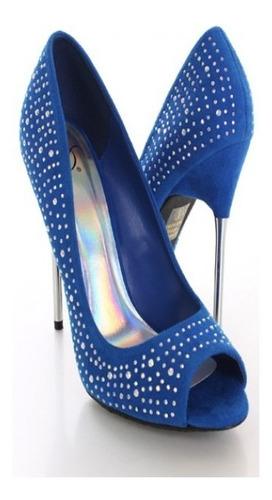 zapato importado de usa color azul