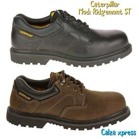 fcffd310 Zapatos Caterpillar Punta Acero - Ropa y Accesorios en Mercado Libre Perú