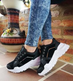 Zapato Informal Moda Femenina Tenis Casual Zapato Deportivo