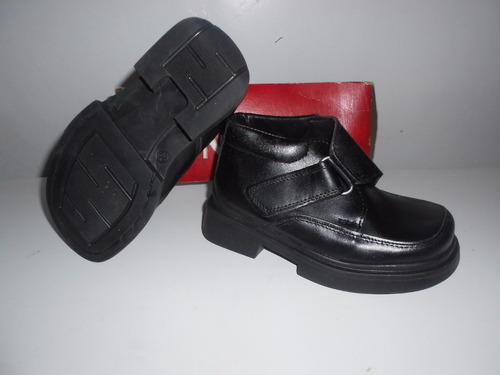 zapato  inglese oferta colegial 29 negros cocido exelent