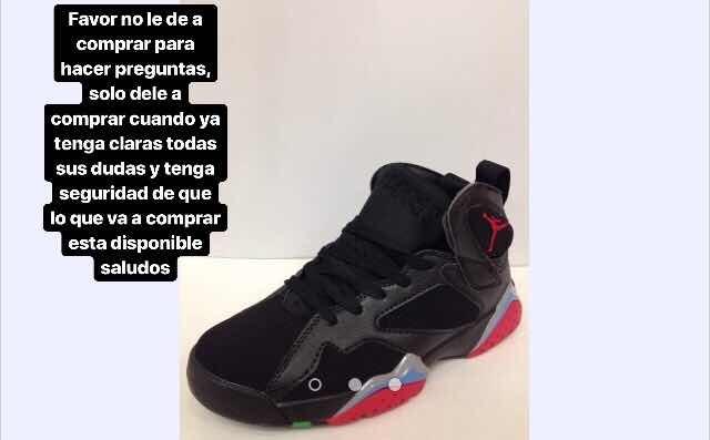 on sale 20992 0590c Zapato Jordan Retro 7 Black Purple