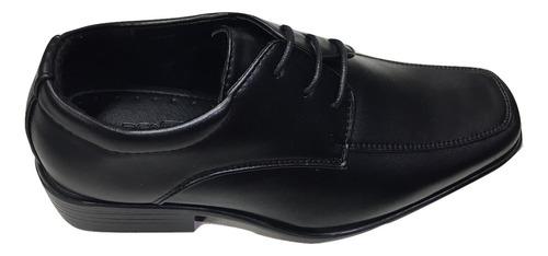 zapato juvenil vestir