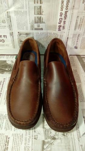 525eb5da660330 Zapato Kickers Nautico Marron Elastizado N° 40 - $ 700,00 en Mercado ...