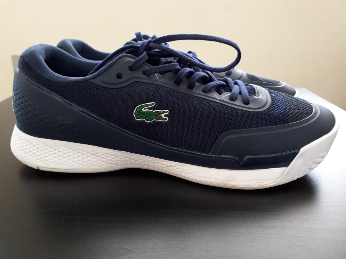 80958732f3d65 Zapato Lacoste Original - Bs. 800,00 en Mercado Libre