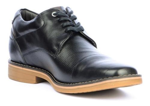 zapato legend negro +7cms
