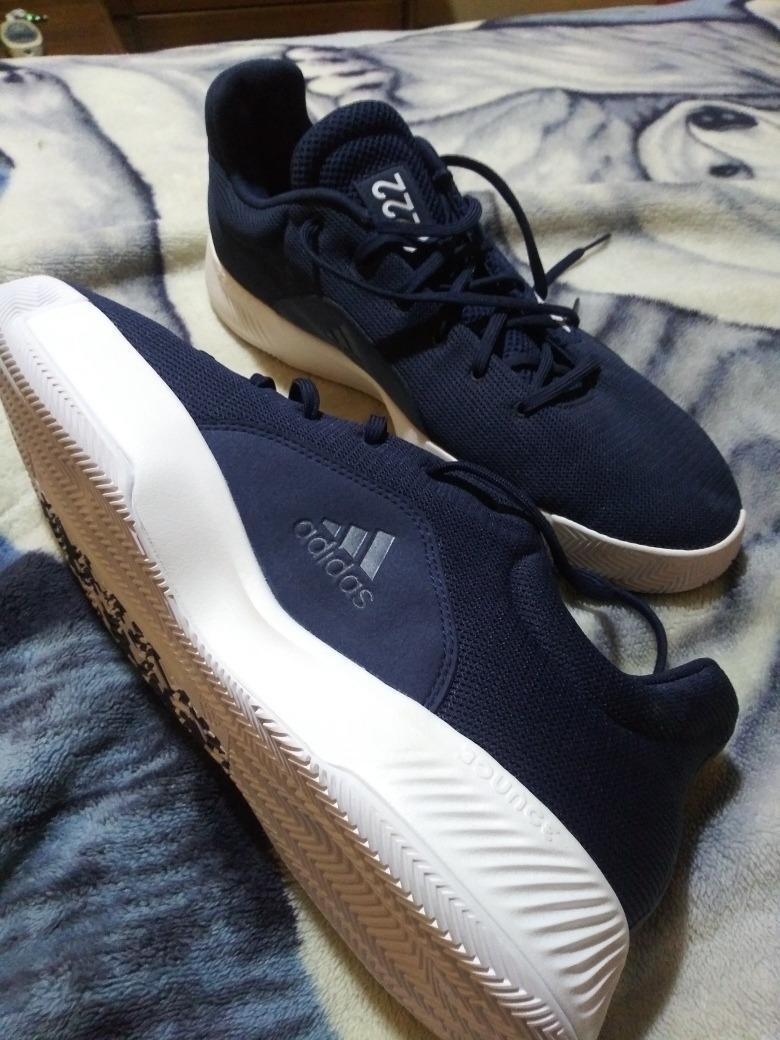 Azul Zapato Marca Original Americano adidas Número Color 45 92HIED
