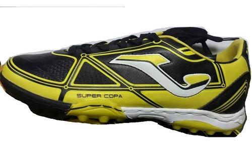 zapato microtaco para futbol o futsal joma original para niñ