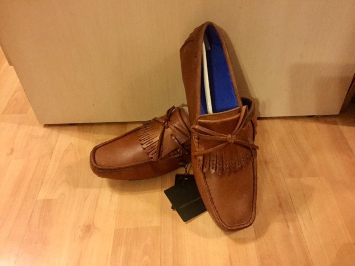 f42c69c042e3d zapato mocasín adolfo domínguez talla 6.5. Cargando zoom.