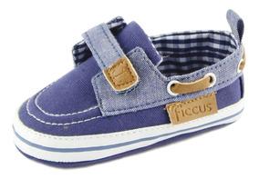 Azul Zapato Soft Bb Niño Mocasín KcJTlF1
