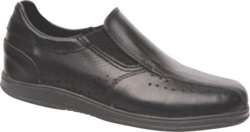 zapato mocasin cuero elastico arians 1414 27 al 33 nenes