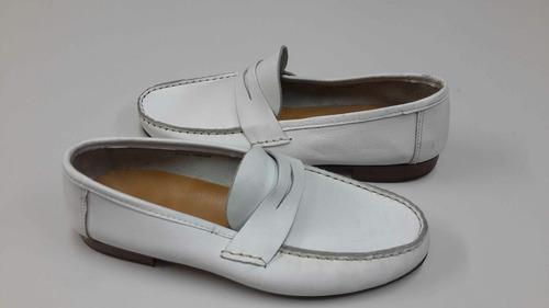 zapato mocasin de hombre 100% cuero cocido super oferta