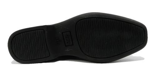 zapato mocasin morris hombre cuero suela febo 4251 - 6667
