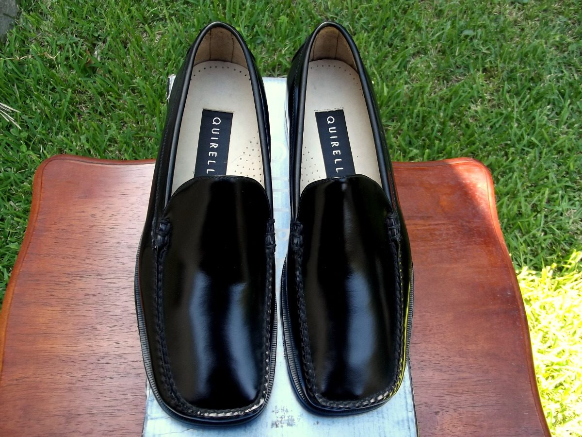 zapato mocasin quirelli color negro piel vacuno envio gratis. Cargando zoom. 8f34031d83c