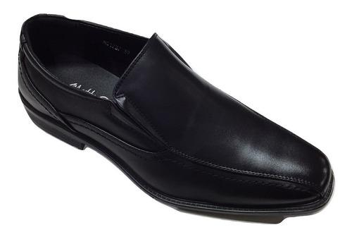 zapato mocasin vestir mg-1737 calzador obsequio