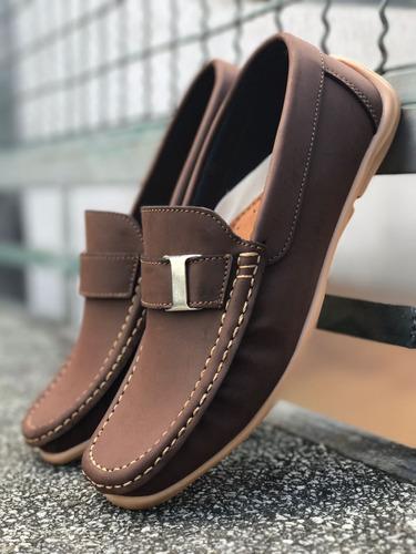 zapato mocasines caballero n