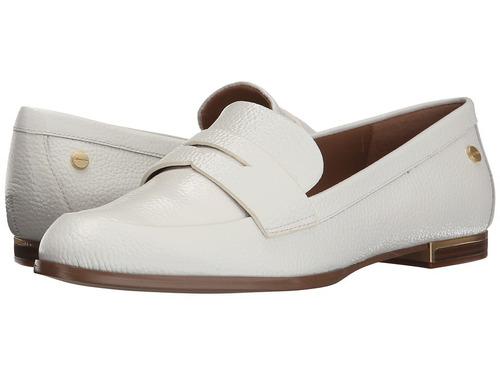 zapato mujer calvin klein celia blanco planos c envío grati