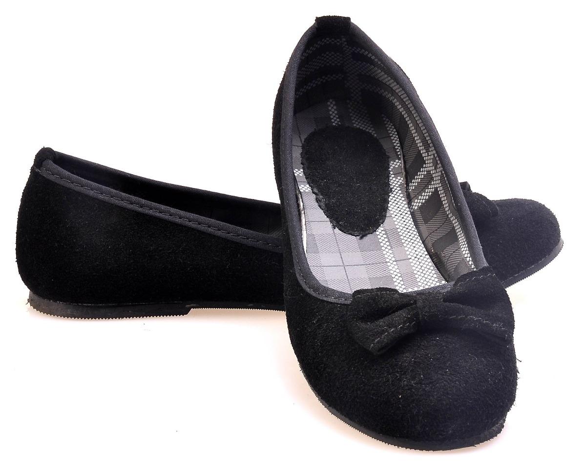 4d4a9453099 Zapato Mujer Chatitas Ballerina 100% Cuero Gamuza -   249