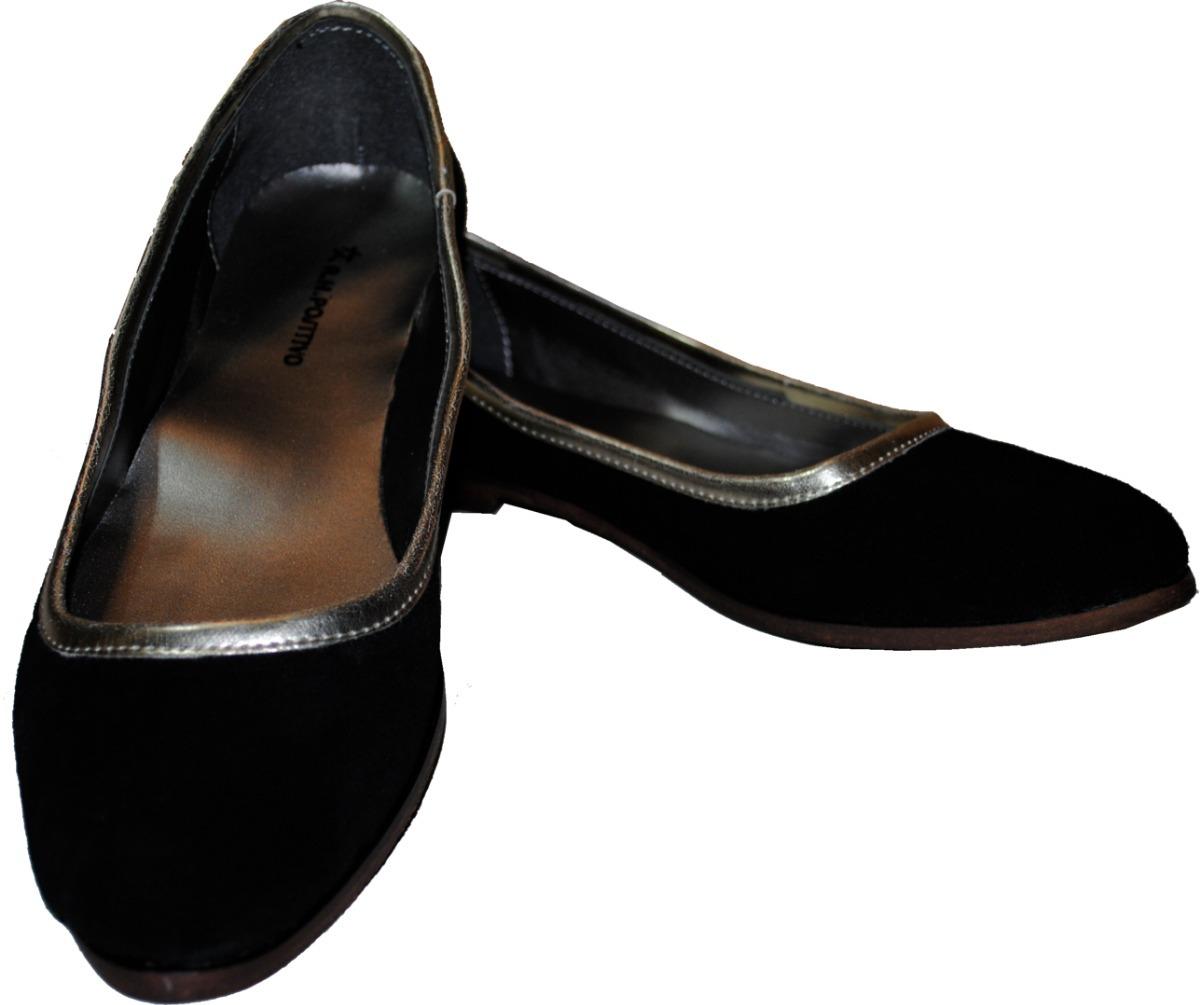 c92d176bc82 zapato mujer chatitas balerinas negras gamuza. Cargando zoom.
