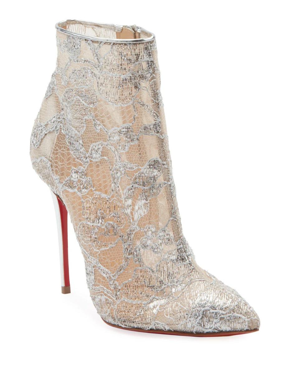 eb048de6ab7 zapato mujer christian louboutin gipsybootie 100 retedent. Cargando zoom.