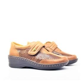 84905d4f4 Zapato Mujer Claudia Confort Cuero Suela Goma Tibay Calzados