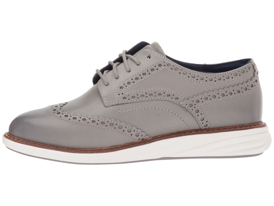 Evolution Zapato Oxford Haan Café Mujer Pla Grand Wing Cole nHIRqI