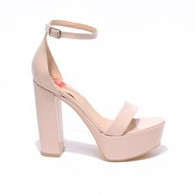 d4f38652 Zapatos Nude Con Plataforma - Zapatos de Mujer en Mercado Libre Argentina