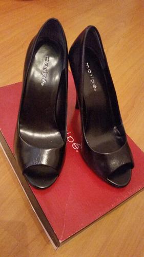 zapato mujer estileto,  importado usado 1 postura!