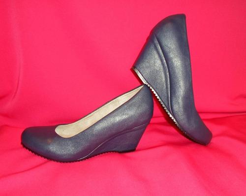 zapato mujer magnolia azul marino talla 39