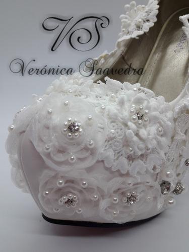 zapato mujer novia fiesta egresados