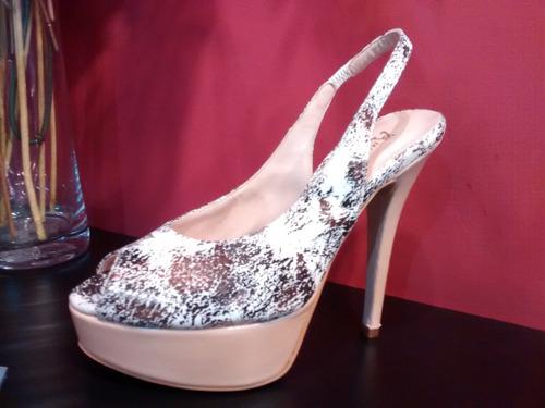 zapato mujer stiletto vestir  micheluzzi