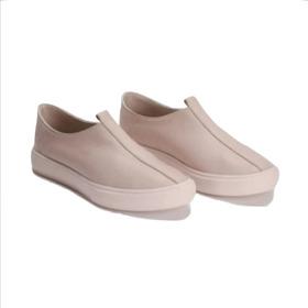 Zapato N°36 Viamo- Mules- Panchas- Heyas-hush-grimoldi-prune