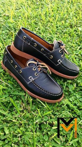 zapato nautico