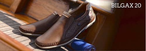 zapato nautico hombre ringo cuero