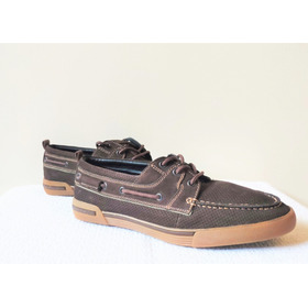 Zapato Nautico Mocasin Acordonado Kenneth Cole Talle 41