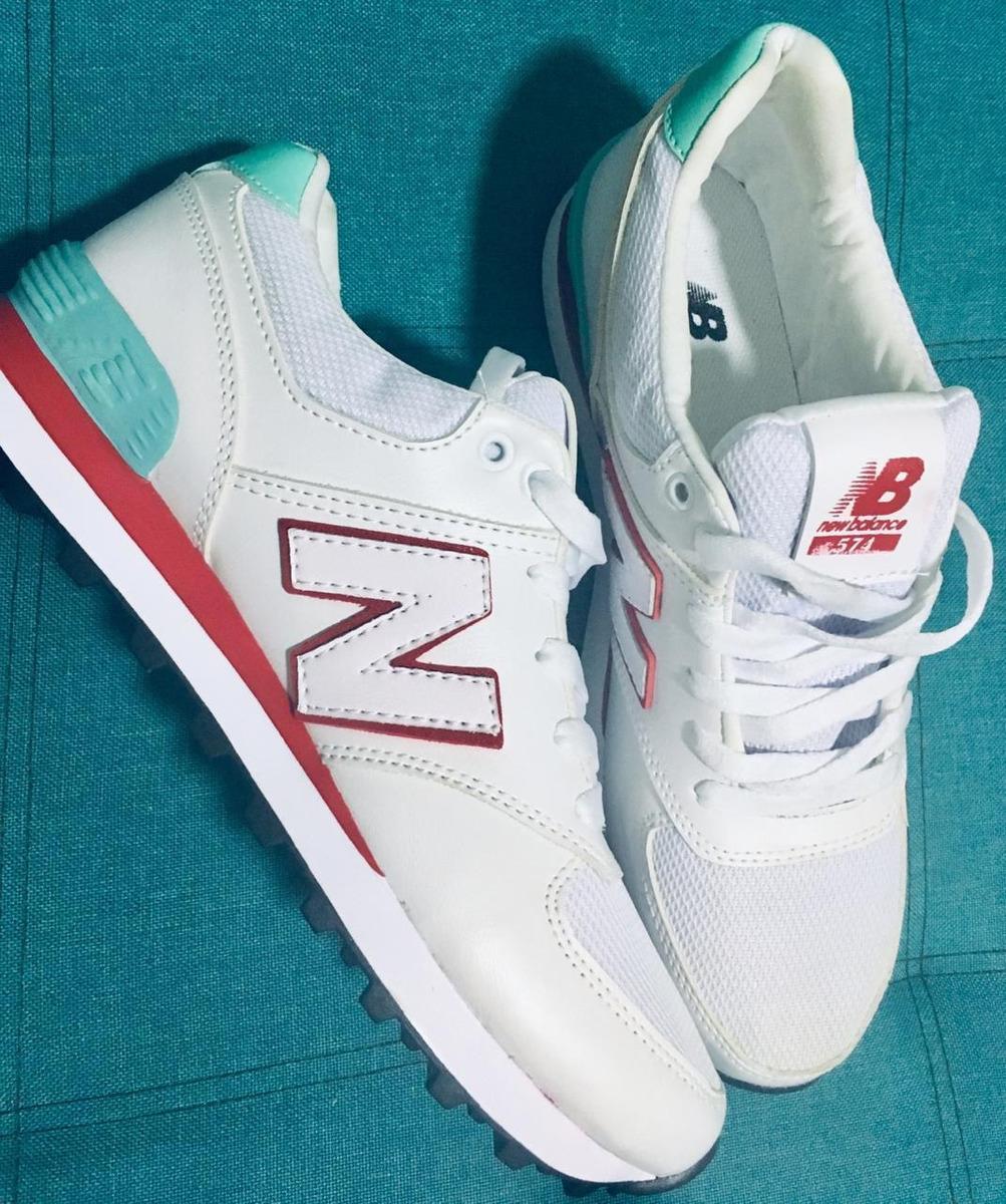 zapatos new balance de mujer
